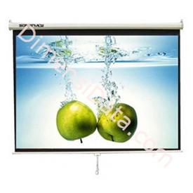 Jual Screen Projector Manual SCREENVIEW 84  Inch [MWSSV2121L]